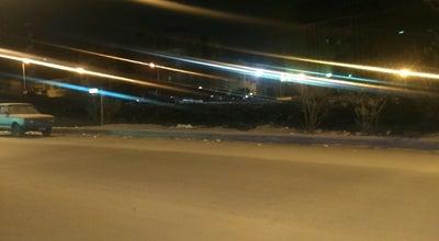 Photo of Mountain Mokattam's Cliff at Our Street ;), Our Spot, Egypt