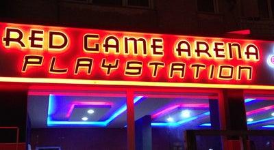 Photo of Arcade Red Game Arena İstasyon at Sivas, Turkey