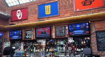Photo of American Restaurant Leon's at 3301 S Peoria Ave, Tulsa, OK 74105, United States