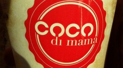 Photo of Italian Restaurant Coco di Mama at 115 London Wall, London EC2M 5QA, United Kingdom