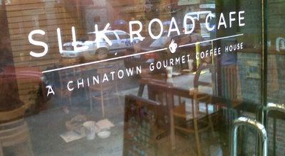 Photo of Cafe Silk Road Cafe at 30 Mott St, New York, NY 10013, United States