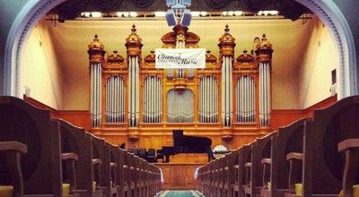 Photo of Concert Hall Большой зал Консерватории им. П. И. Чайковского at Большая Никитская Ул., 13/6, Москва, Russia