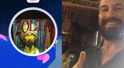 Photo of Theme Park Zoltar at Santa Monica, CA 90402, United States