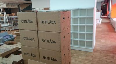Photo of Library Kista Bibliotek at Kista Galleria, Kista 164 91, Sweden