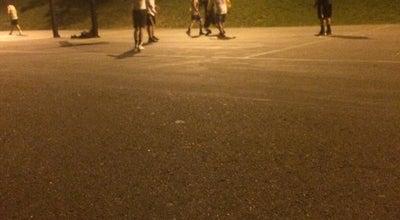 Photo of Basketball Court Bayonne Basketball Courts at Bayonne, NJ, United States