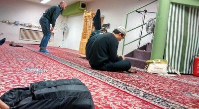 Photo of Funeral Home Prague Center Mosque at Czech Republic