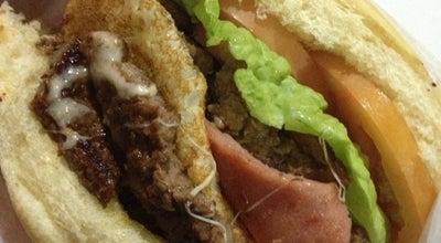 Photo of Burger Joint Bandeira Big Lanches at R. Paulo Afonso, Arapiraca, AL, Brazil