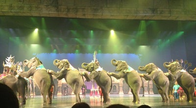 Photo of Theme Park Phuket FantaSea (ภูเก็ตแฟนตาซี) at 99 Moo 3 National Hwy 4233, Kathu 83150, Thailand