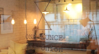 Photo of Cafe One Ounce for Onion at 19/12 Soi Ekkamai 12, Vadhana 10110, Thailand