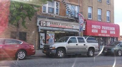Photo of Martial Arts Dojo Family Fitness MMA at 419 Central Ave, Jersey City, NJ 07307, United States