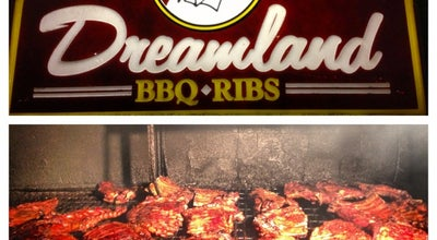 Photo of American Restaurant Dreamland BBQ at 10730 Alpharetta Hwy, Roswell, GA 30076, United States