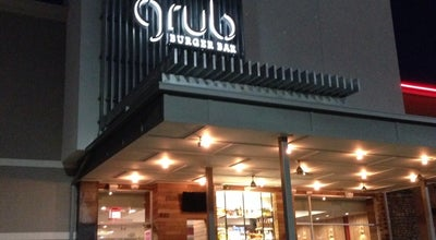 Photo of American Restaurant Grub Burger Bar at 2955 Cobb Pkwy Se Ste 820, Atlanta, GA 30339, United States