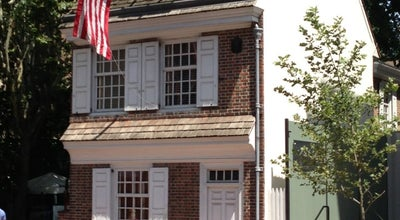 Photo of Historic Site Betsy Ross House at 239 Arch St, Philadelphia, PA 19106, United States