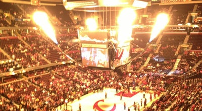 Photo of Restaurant Quicken Loans Arena at 1 Center Ct, Cleveland, OH 44115, United States