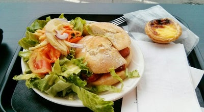 Photo of Fast Food Restaurant Ma Poule Mouillée at 969 Rachel Street East, Montreal H2J 2J4, Canada