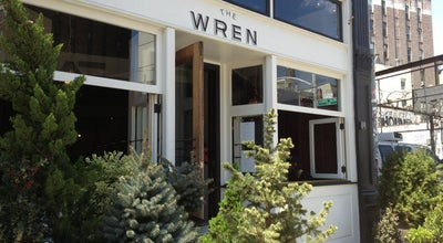 Photo of American Restaurant The Wren at 344 Bowery, New York, NY 10012, United States