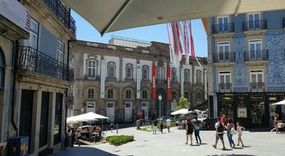 Photo of Plaza Largo de S. Domingos at Porto, Portugal