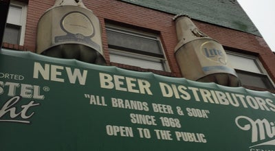 Photo of Other Venue New Beer Distributors Inc. at 167 Chrystie St, New York, NY 10002