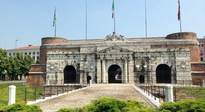 Photo of Monument / Landmark Porta Nuova at P.le Porta Nuova, Verona 37138, Italy