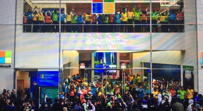 Photo of Electronics Store Microsoft Store at 677 5th Ave, New York, NY 10022, United States