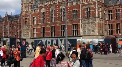 Photo of Plaza Stationsplein at Stationsplein, Amsterdam, Netherlands