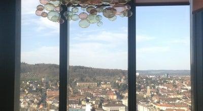 Photo of French Restaurant Clouds at Prime Tower, Maagplatz 5, Zurich 8005, Switzerland