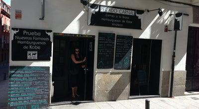 Photo of American Restaurant Pecado Carnal at Calle Fucar 9, Madrid 28014, Spain