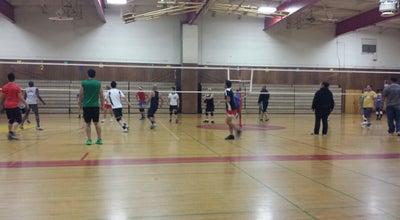 Photo of Basketball Court Sunset Gym at Hayward, CA 94541, United States