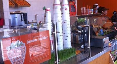 Photo of Juice Bar Jamba Juice at 1400 Glades Road, Boca Raton, FL 33431, United States