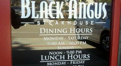 Photo of American Restaurant Black Angus Steakhouse - El Cajon at 1000 Graves Ave, El Cajon, CA 92021, United States
