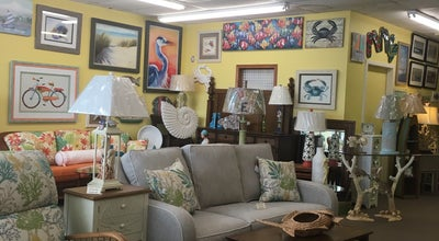 Photo of Furniture / Home Store Coastal Creations at 3802 Cove View Blvd, Galveston, TX 77554, United States