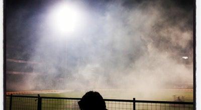 Photo of Tourist Attraction Feroz Shah Kotla Stadium at Vikram Nagar, New Delhi, India