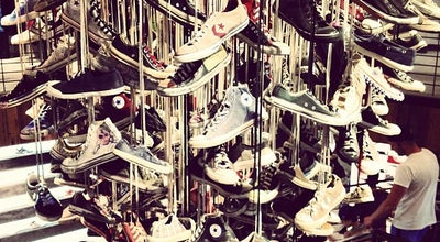 Photo of Shoe Store Converse at 838 Market St, San Francisco, CA 94102, United States
