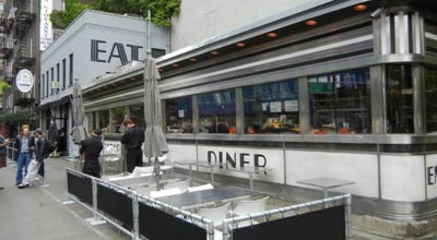 Photo of American Restaurant Empire Diner at 210 10th Ave, New York City, NY 10011, United States