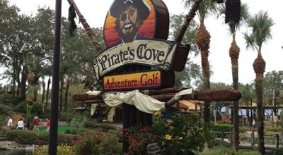 Photo of General Entertainment Pirates Cove Putt-Putt at United States