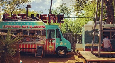 Photo of American Restaurant Truck Yard at 5624 Sears St, Dallas, TX 75206, United States