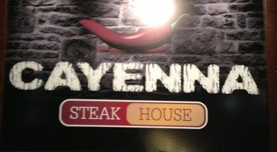 Photo of Steakhouse Cayenna Steak House at Rua Francisco Ferreira Albuquerque 1401, Campo Mourao 87302-220, Brazil