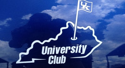 Photo of Golf Course University Club of Kentucky at 4850 Leestown Rd, Lexington, KY 40511, United States