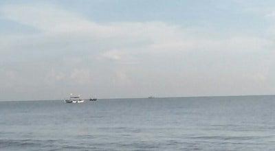 Photo of Beach Pantai Pasir Kencana Pekalongan at Pekalongan, Indonesia