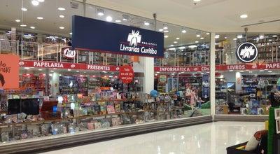 Photo of Bookstore Livrarias Curitiba at Shopping Curitiba, Curitiba 80250-903, Brazil