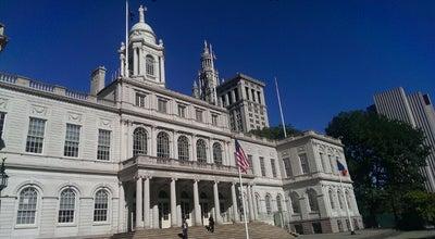 Photo of City Hall New York City Hall at 260 E Broadway, New York, NY 10002, United States