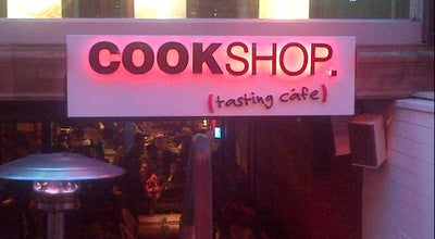 Photo of Restaurant Cookshop at Abdi İpekçi Cad. No:34 Nişantaşı, Şişli, Turkey