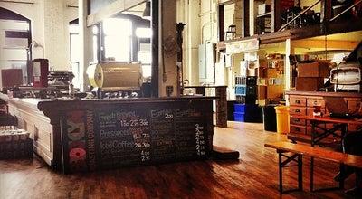 Photo of American Restaurant Brooklyn Roasting Company at 25 Jay St, Brooklyn, NY 11201, United States