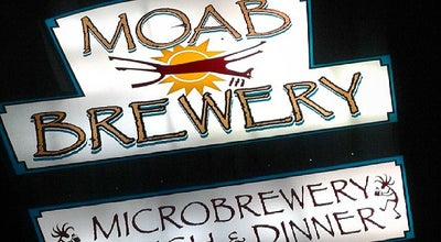 Photo of Mexican Restaurant Moab Brewery at 686 S Main St, Moab, UT 84532, United States