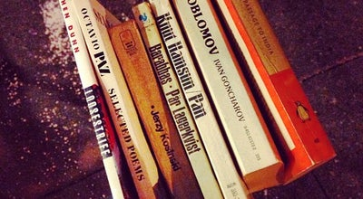 Photo of Bookstore Book Thug Nation at 100 N 3rd St, Brooklyn, NY 11249, United States