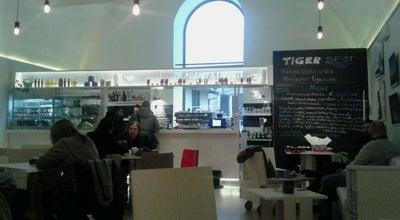 Photo of Cafe Tiger Spot at Via San Vincenzo 53, Genoa 16121, Italy