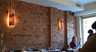 Photo of Asian Restaurant Omai at 158 9th Ave, New York, NY 10011, United States