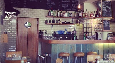 Photo of Belgian Restaurant Fiskebar at Marnixplaats 12, Antwerp 2000, Belgium
