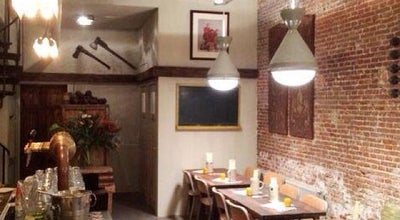 Photo of American Restaurant Bar Huf at Reguliersdwarsstraat 43, Amsterdam 1017 BK, Netherlands