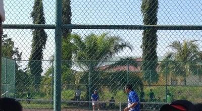 Photo of Tennis Court Court Tennis at Hospital Keningau, Keningau, Malaysia